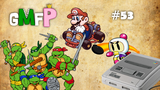 GMFP #53 - The Retro-Gaming Suicide Squad !
